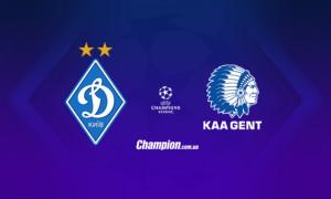 Родрігес та Шапаренко вийдуть у стартовому складі Динамо на матч з Гентом