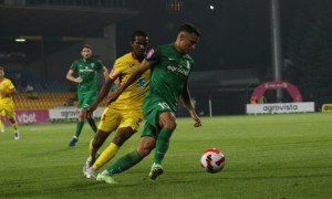 Олександрія - Інгулець 1:0. Відео голу