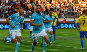 Як Мілевський забивав гол у ворота БАТЕ