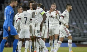Ісландія - Бельгія 1:2. Огляд матчу