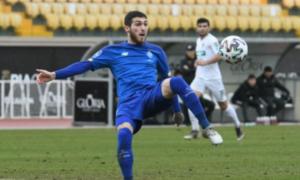 Півзахисник Динамо посів перше місце у рейтингу найкращих юних футболістів України