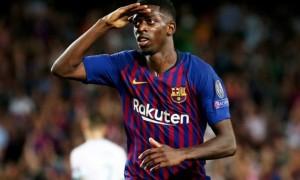 Барселона і Баварія ведуть переговори по трансферу Дембеле