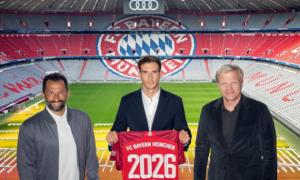 Баварія підписала контракт з ключовим гравцем