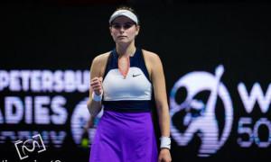 Завацька з перемоги стартувала на турнірі у Хорватії