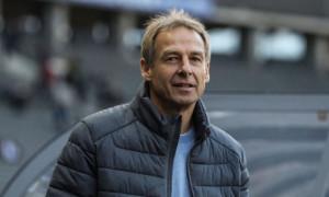 Клінсманн залишив посаду головного тренера Герти