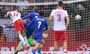 Польща - Англія 1:1. Огляд матчу