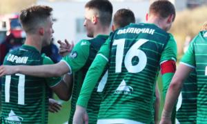 Городея мінімально перемогла Енергетик у 5 турі чемпіонату Білорусі