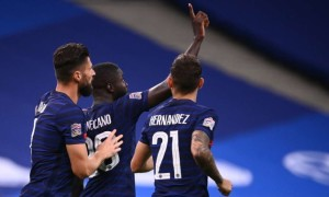 Франція - Хорватія 4:2. Огляд матчу