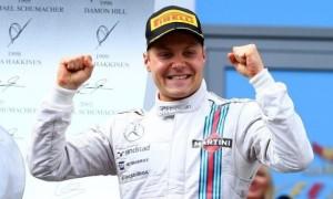 Боттас виграв кваліфікацію Гран-прі Китаю