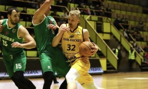 Запоріжжя зрівняло рахунок у матчі з Київ-Баскетом