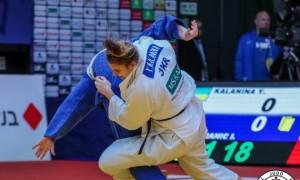 Українка виборола золото на змаганнях Grand Slam