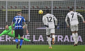 Інтер програв Ювентусу у півфіналі Кубку Італії
