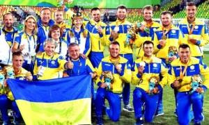 Паралімпійська збірна України стала срібним призером чемпіонату світу