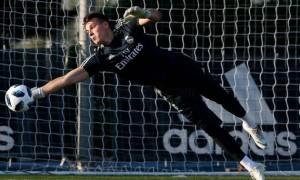 Лунін: У Реалі всі будуть раді поверненню Роналду