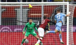 Лаціо вирвав перемогу у Мілана в 11 турі Серії А