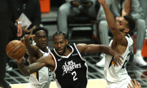 Юта програла Кліпперс у плей-оф НБА