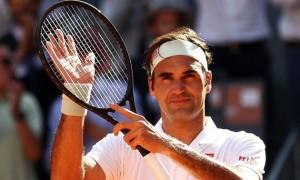 Федерер виступить на Мастерсі в Римі