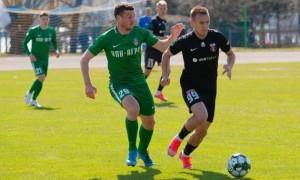 Верес розгромив ВПК-Агро у перенесеному матчі Першої ліги