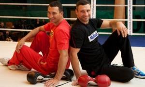 Брати Клички зібрали 18 мільйонів євро на благодійність