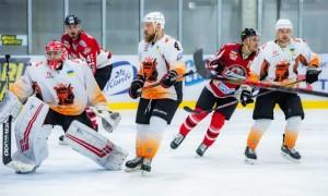 Кременчук у серії булітів обіграв Донбас у 10 турі УХЛ