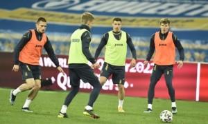 Шевченко назвав склад на матч з Фінляндією