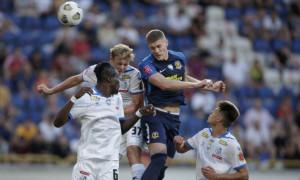 Чорноморець - Дніпро-1 0:3. Відео голів