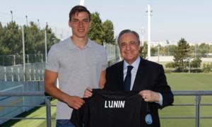 Реал може віддати Луніна в оренду в Альмерію