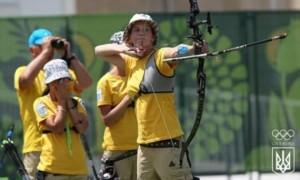 Українські лучниці вийшли у чвертьфінал чемпіонату світу