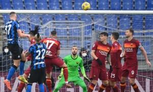 Рома та Інтер не виявили сильнішого у 17 турі Серії А