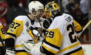 Піттсбург відсторонив 9 хокеїстів від тренувального процесу