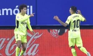 Атлетіко впевнено переміг Осасуну в 8 турі Ла-Ліги