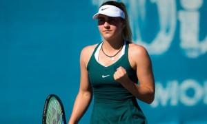 Костюк підніметься у ТОП-80 рейтингу WTA