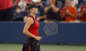 Світоліна впевнено перемогла росіянку у третьому колі US Open