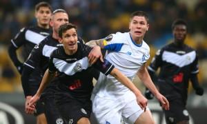 Динамо не змогло перемогти Лугано і вилетіло з Ліги Європи