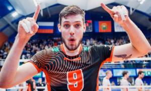 Український волейболіст прийняв російське громадянство