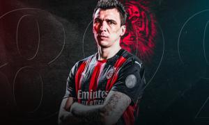 Манджукич став гравцем Мілана