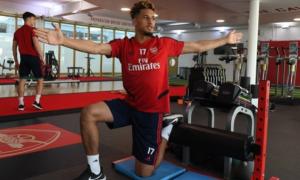 Ніцца орендувала таланта Арсенала