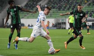 Сабо виділив перевагу Динамо у матчі з Ференцварошем
