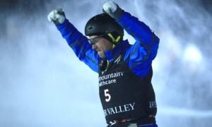 Абраменко - найкращий спортсмен лютого