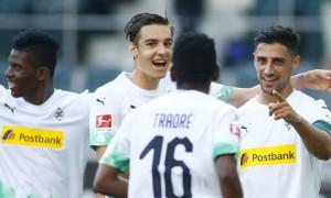 Боруссія М - Вольфсбург 3:0. Огляд матчу