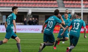 Рух мінімально обіграв Мінськ у 5 турі чемпіонаті Білорусі