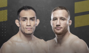 UFC 249 відбудеться 9 травня