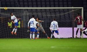 Торіно зіграв внічию з Сампдорією у 9 турі Серії А