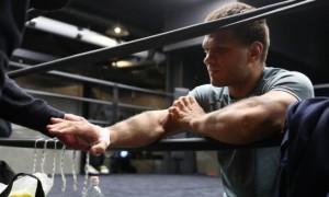 Дерев'янченко: Титул чемпіона світу - мрія всього мого життя