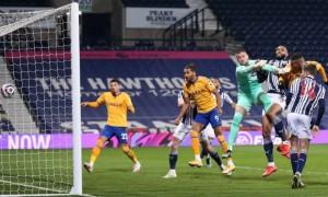 Вест Бромвіч - Евертон 0:1. Огляд матчу