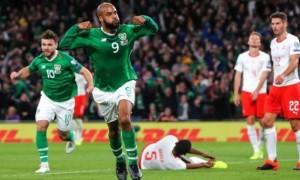 Ірландія – Швейцарія 1:1. Огляд матчу