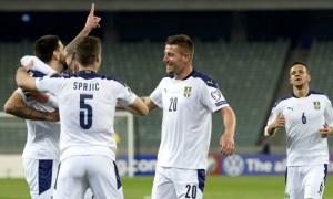 Азербайджан - Сербія 1:2. Огляд матчу