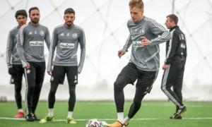 Шабанов: Тренер хоче бачити мене гравцем Легії