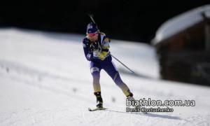 Віта Семеренко увійшла до трійки головних довгожительок світового біатлону