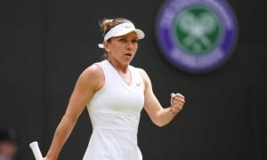 Халеп сенсаційно розгромно програла юній польській тенісистці в 1/8 фіналу Roland Garros